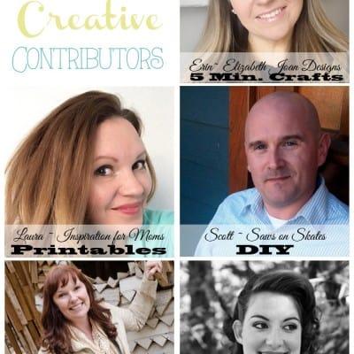 Meet My Creative Team