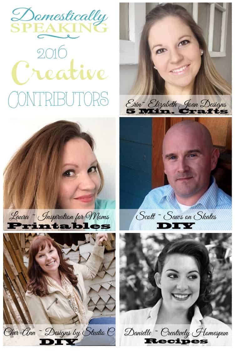 2016 Contributors