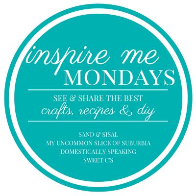 Inspire Me Monday #107