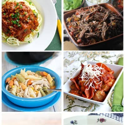 Crock Pot Comfort Food Recipes
