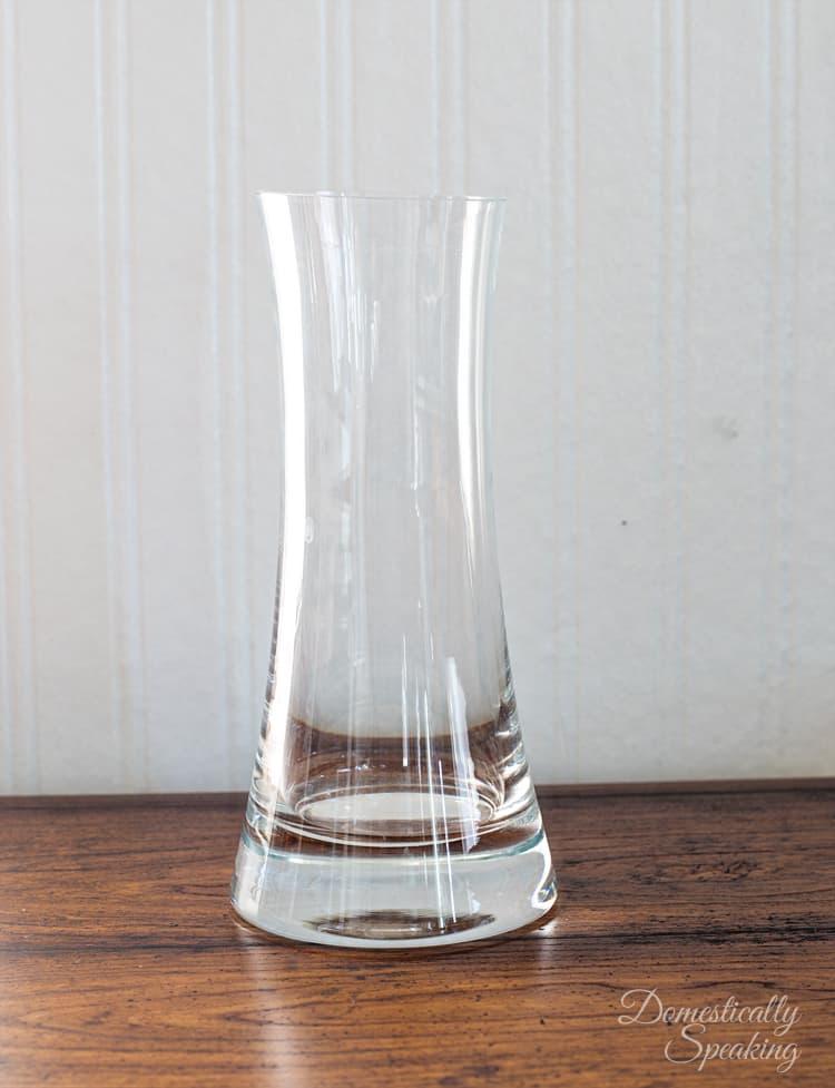 Thrift Store Vase