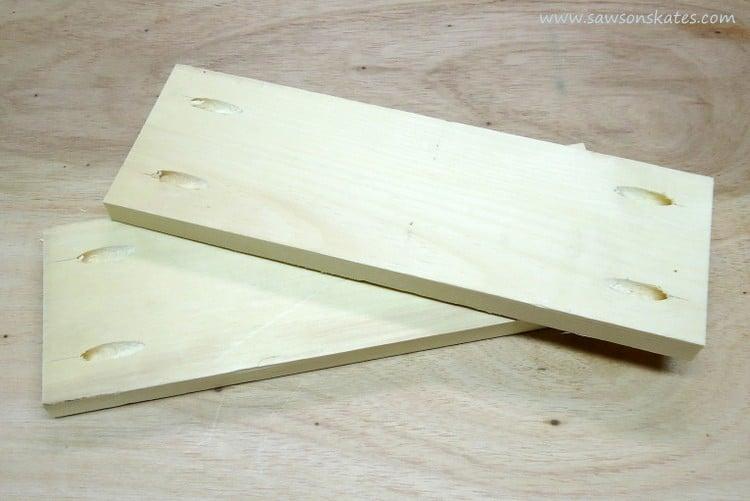 dog bed drawer sides 2