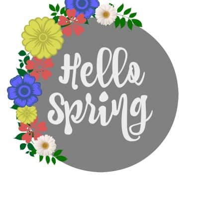Spring Printables For You