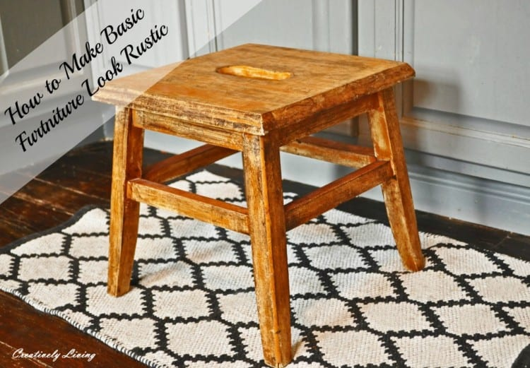 How-to-Make-Your-Basic-Furniture-Look-Rustic-Quickly-1024x711