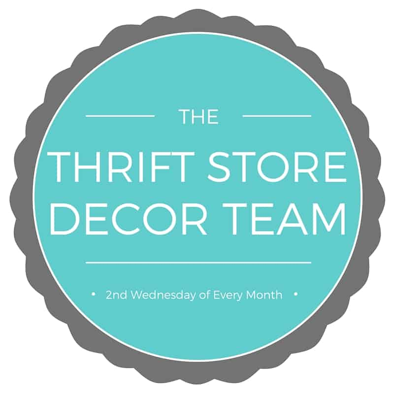 Thrift Store Decor Team - lots of great thrift store makeovers
