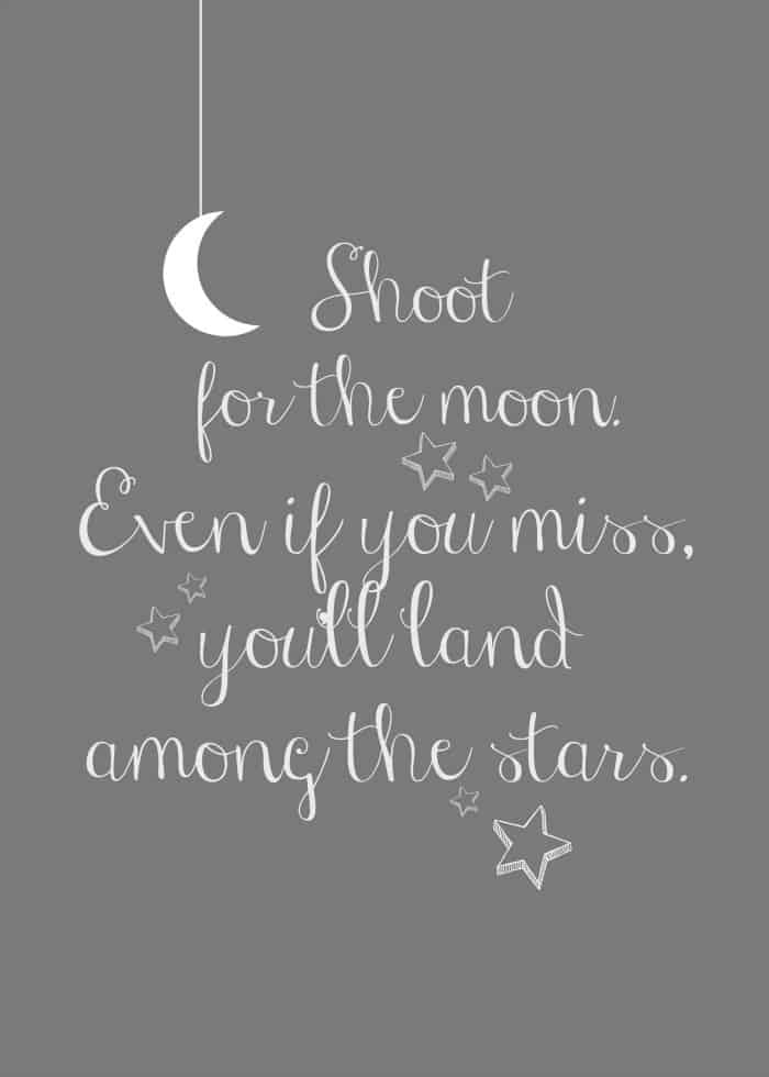 The Little Prince Quotes That Will Inspire You Wit And: Free Aim High Inspirational Quotes Printables