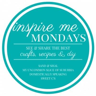 Inspire Me Monday #127