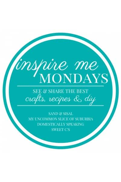 Inspire Me Monday #130