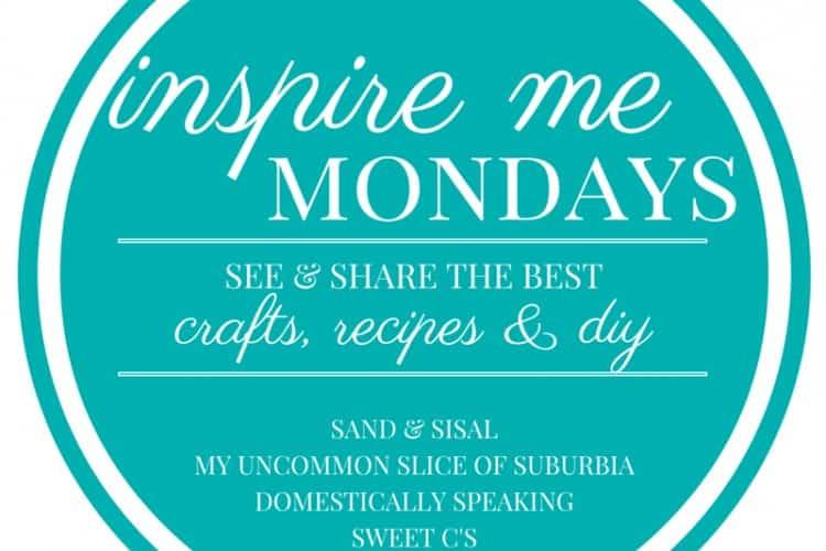 Inspire Me Monday #122