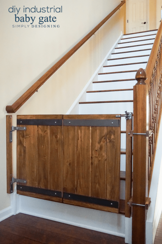 Industrial-DIY-Baby-Gate-that-is-so-much-prettier-then-any-options-you-can-buy-and-affordable-to-make-too