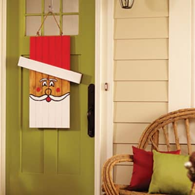 Seasonal Character Door Hanger – Signup free workshop