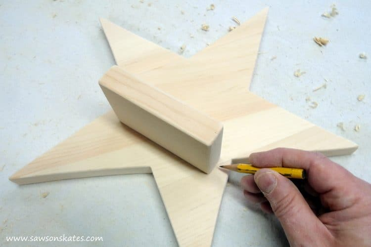 diy-rustic-wood-star-sconce-attaching-holder-1