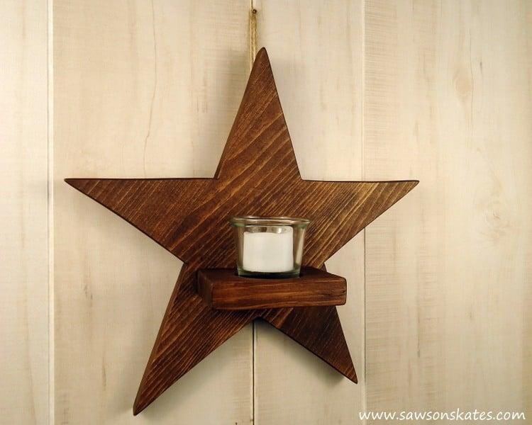 diy-rustic-wood-star-sconce-