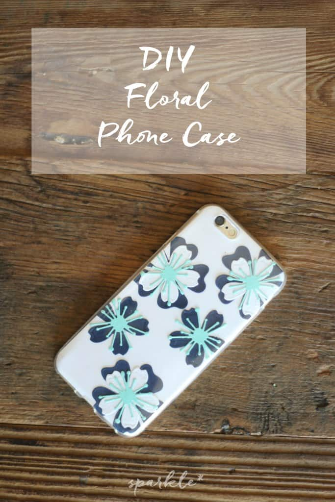 diy-floral-phone-case