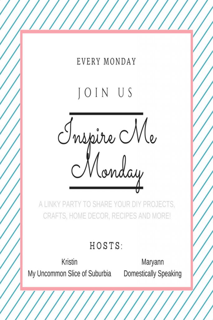 Inspire Me Monday #178