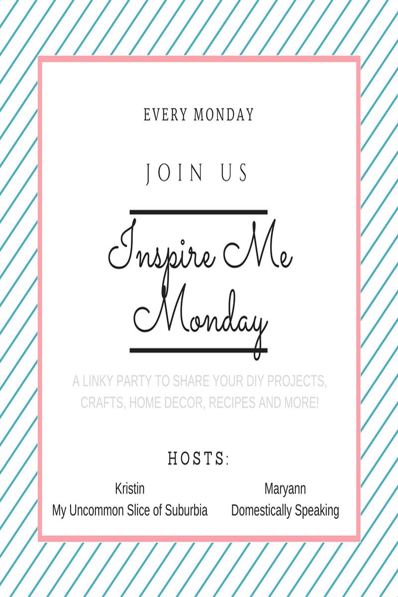 Inspire Me Monday #212
