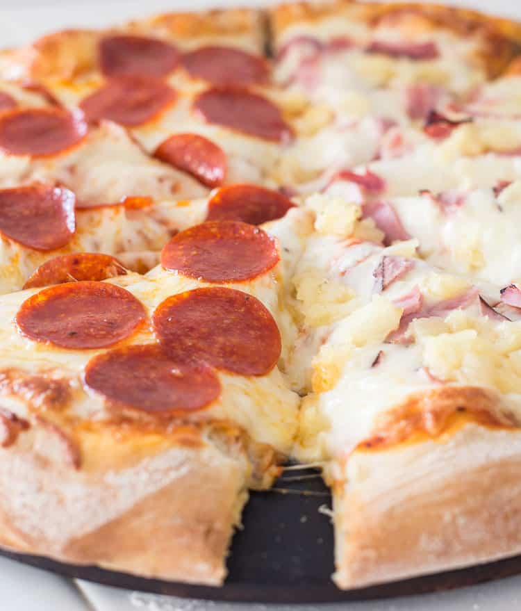 Favorite Pizza Crust Recipe