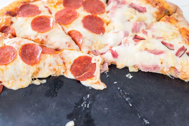 Delicious Pizza Crust Recipe