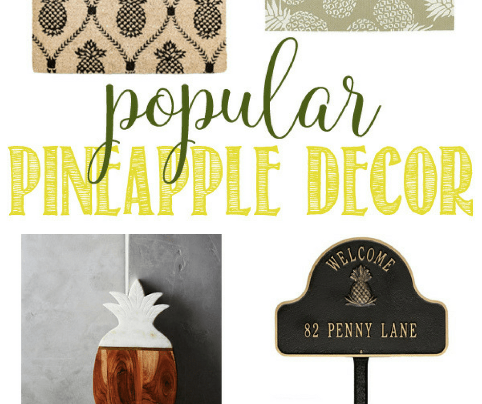 You 39 ll love this popular pineapple decor domestically for Decor you adore facebook