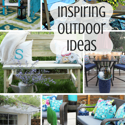Beautiful And Inspiring Outdoor Decor Ideas