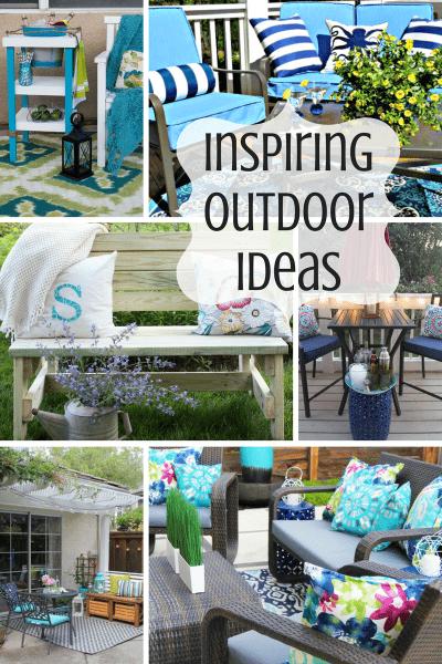 Beautiful And Inspiring Outdoor Decor Ideas