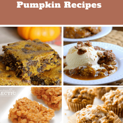 15 Must Make Pumpkin Recipes