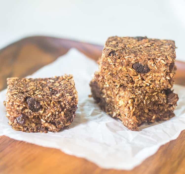 Healthy Harvest Bars