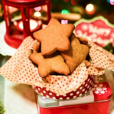 Ginger Cut Out Cookie Recipe