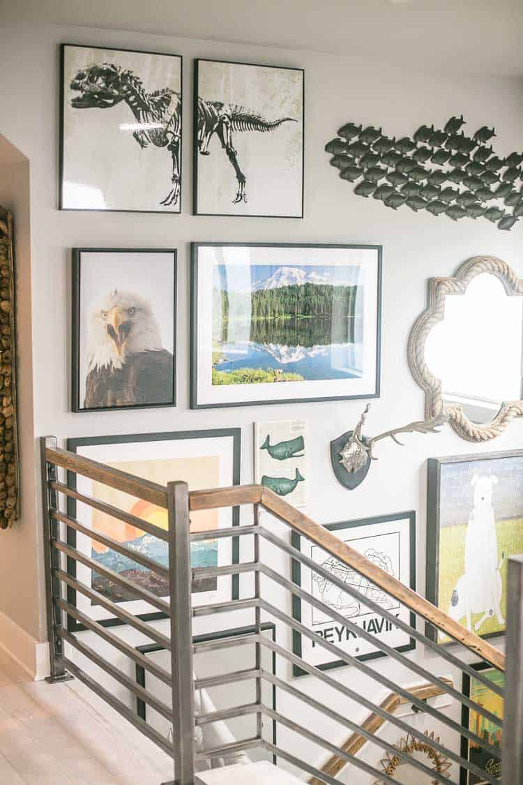 visiting the hgtv dream home 2018 domestically speaking. Black Bedroom Furniture Sets. Home Design Ideas