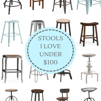 Favorite Bar Stools Under $100