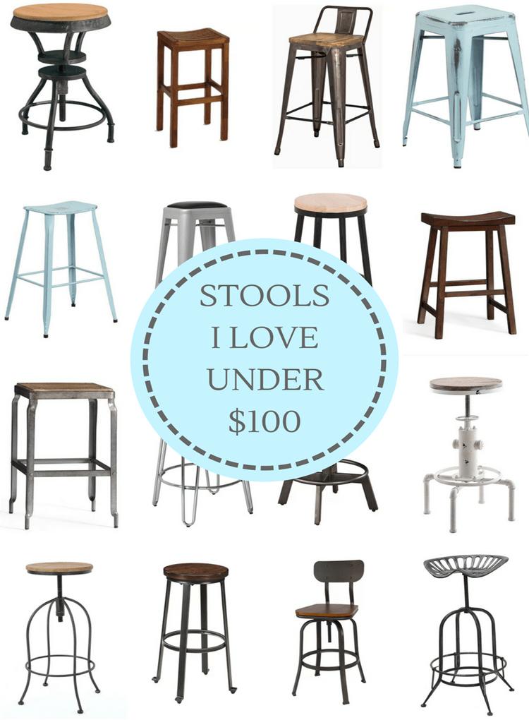 Favorite Bar Stools Under $100