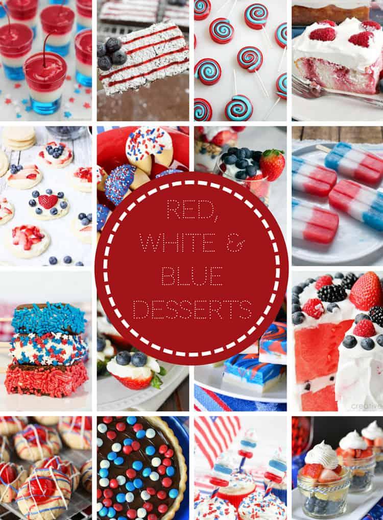 Fourth of July Dessert Recipes