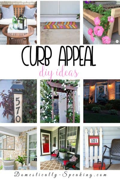 DIY Curb Appeal Ideas