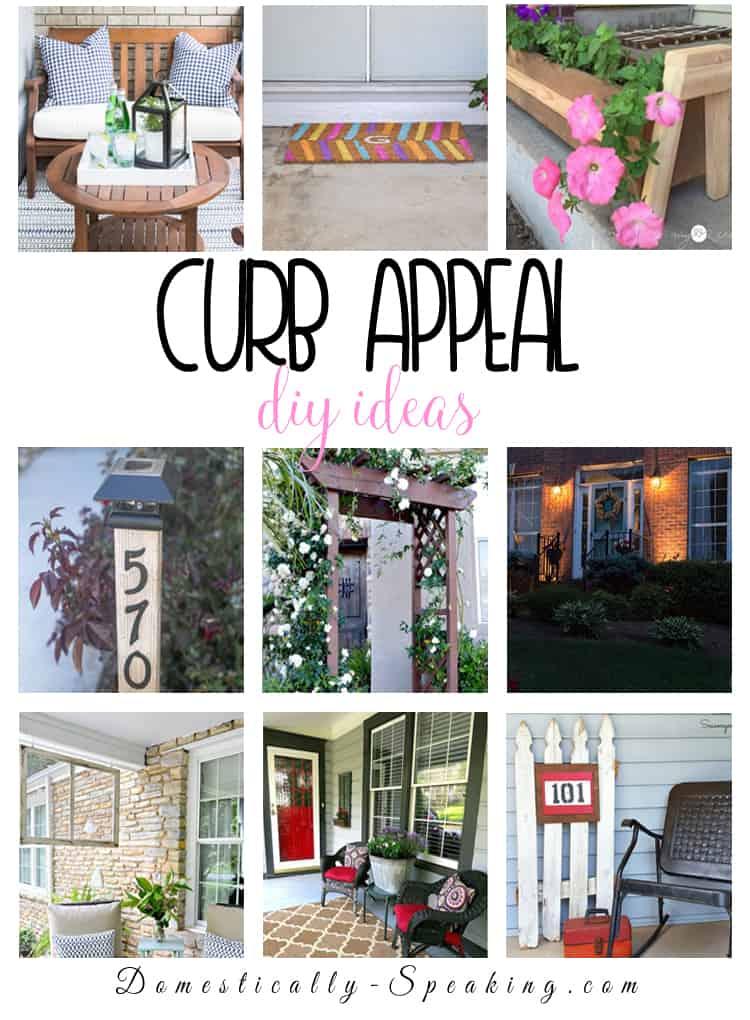 DIY Curb Appeal Ideas