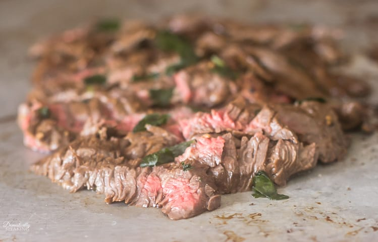 Skirt Steak Marinade