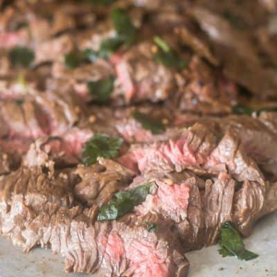Skirt Steak Marinade