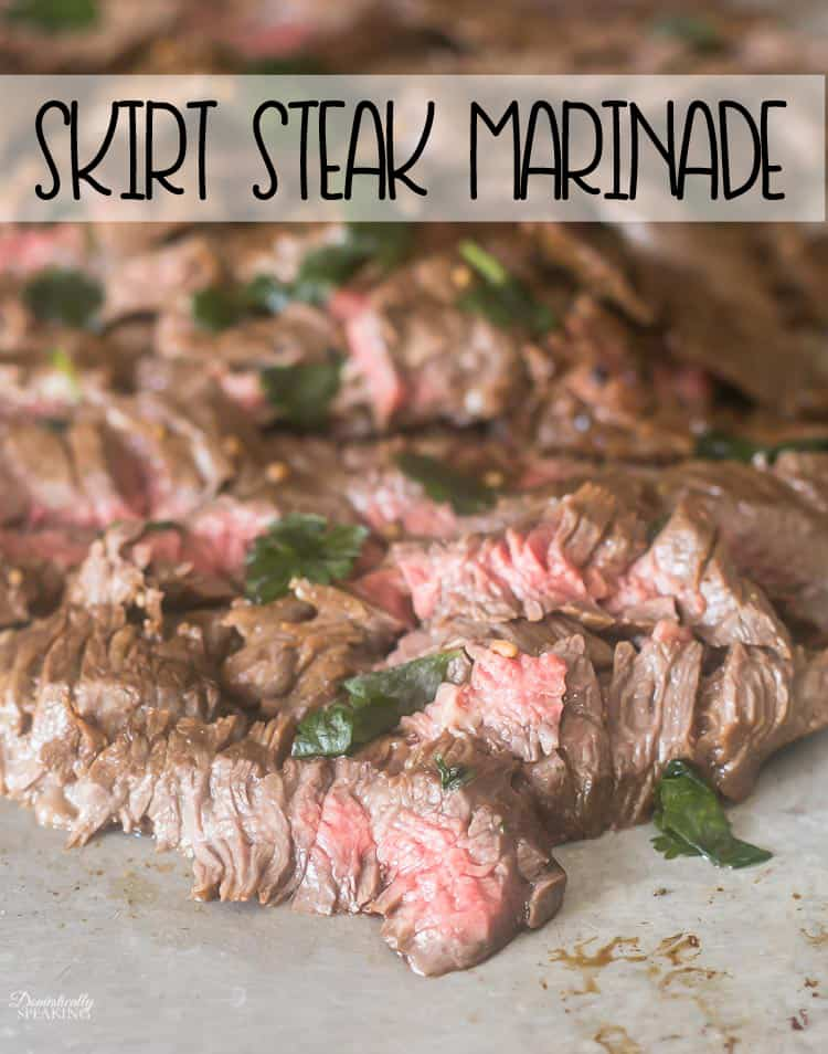 Favorite Skirt Steak Marinade for the most favorable skirt steak