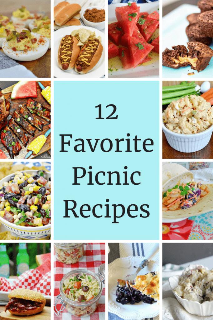 12 Favorite Picnic Recipes