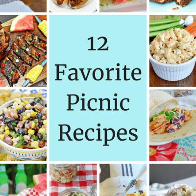 Favorite Picnic Food
