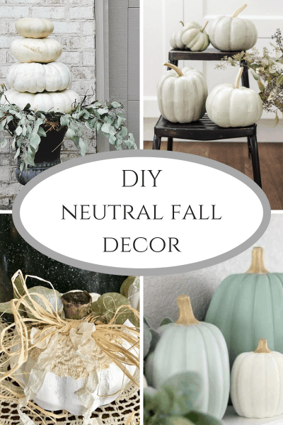 DIY Neutral Fall Decor at IMM #234