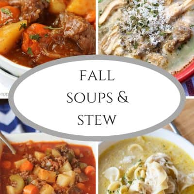 Best Fall Soups and Stew at IMM #235