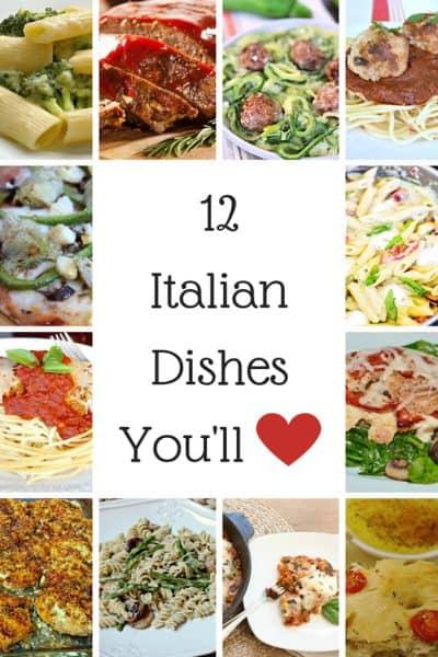 Our Favorite Italian Food