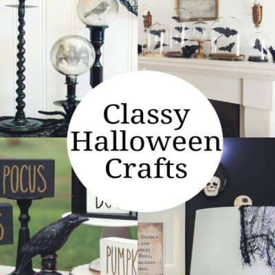 DIY Halloween Crafts at IMM #237