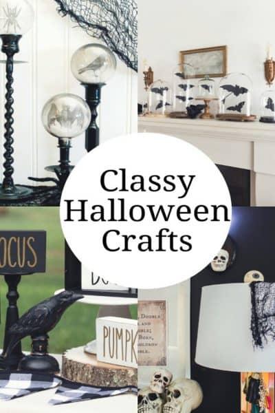 DIY Halloween Crafts at IMM #237