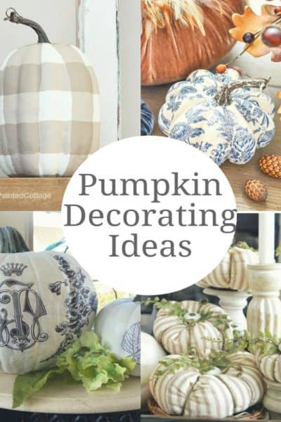 Pumpkin Decorating Ideas at IMM #238