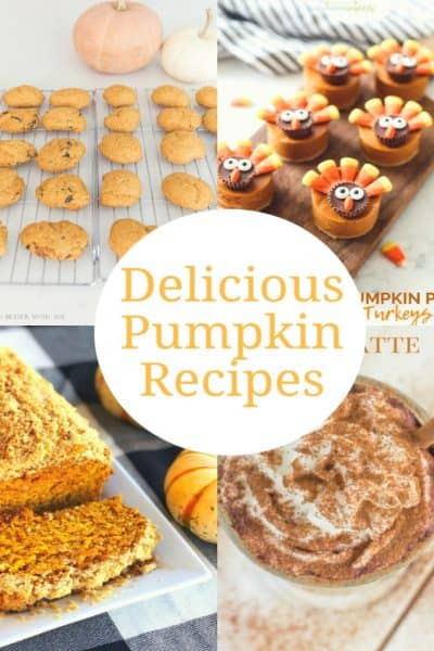 Delicious Pumpkin Recipes at IMM #239