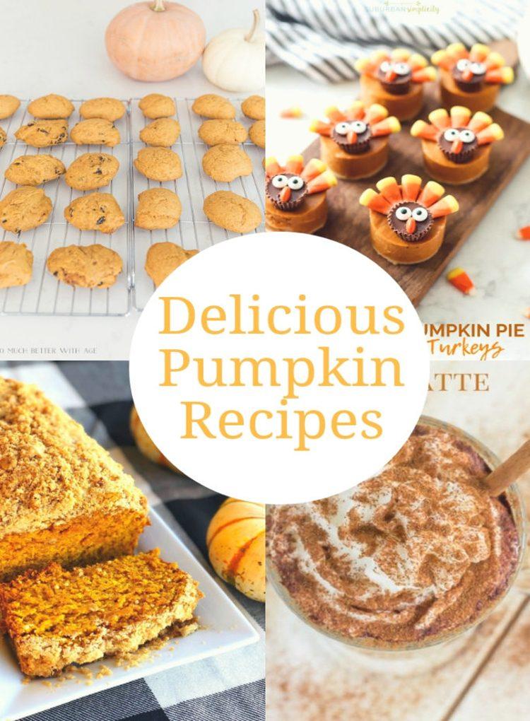 Delicious Pumpkin Recipes at IMM #239