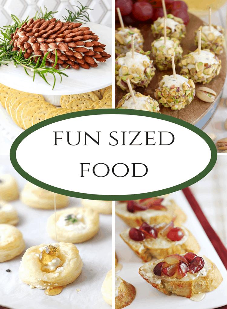 Fun Sized Food