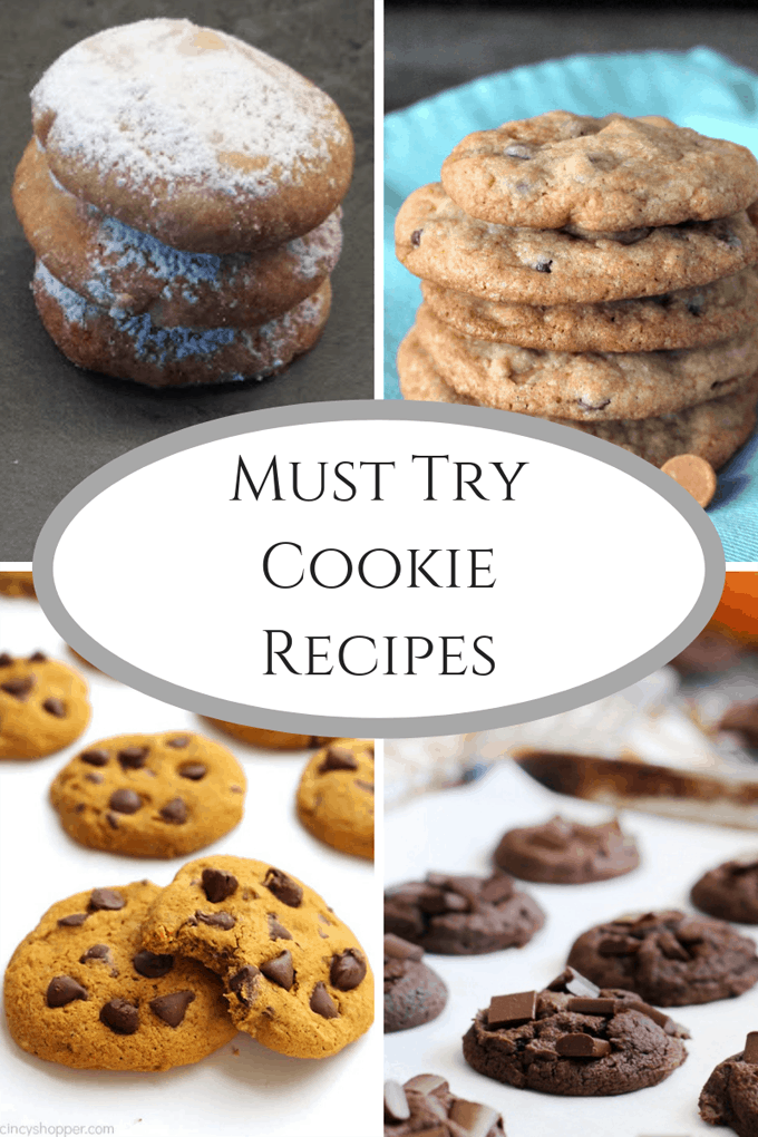 Must Try Cookie Recipes at IMM #242