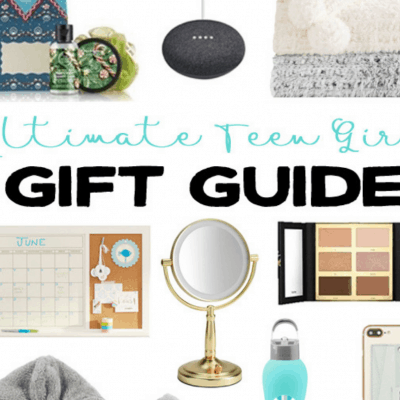 Ultimate Teen Girl Gift Guide